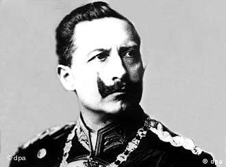 Archivaufnahme Wilhelm II (1905)