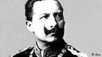 Последний германский кайзер Вильгельм II