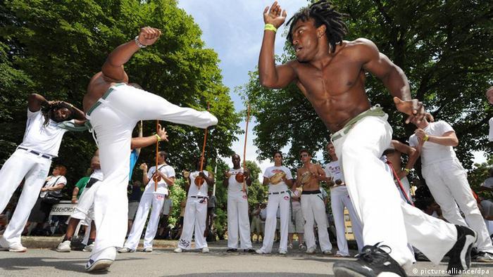 Bildergalerie Capoeira