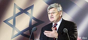 Deutschland - Israel 40 Jahre diplomatische Beziehungen