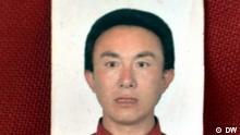 Tenzin Phuntsok, der sich zum Protest der chinesischen Regierung verbrannt hat.  Ort  Karma Tempel in Tibet  Datum am 29. Okt. 2011  Fotograf  Rinzin Wangmu