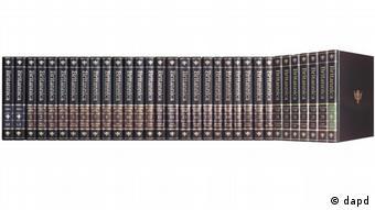 Η ιστορική εγκυκλοπαίδεια Britannicq, Tόμοι 1-30