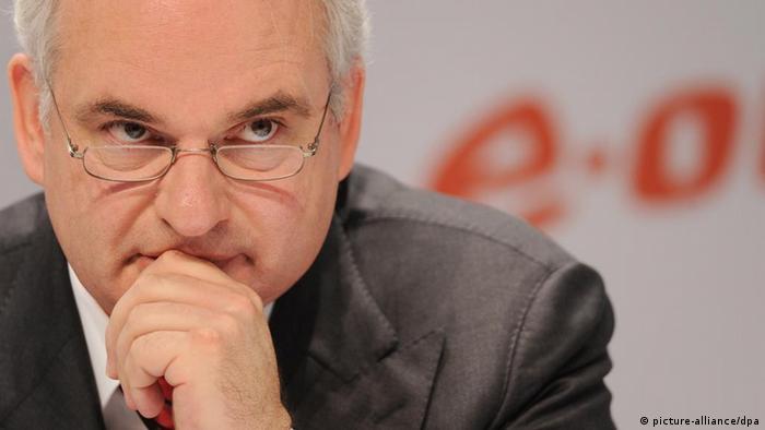 Eon Johannes Teyssen Vorstandsvorsitzender des Energiekonzerns Eon