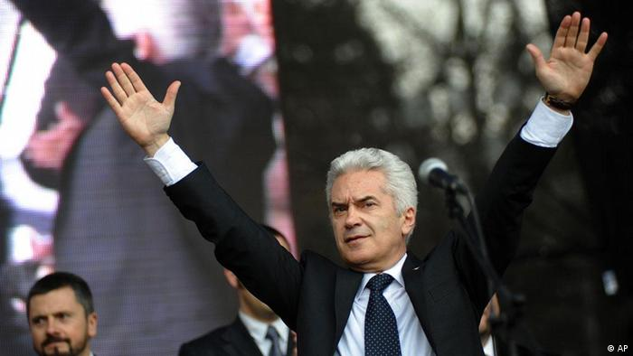 Volen Siderov Bulgarien Nationalist