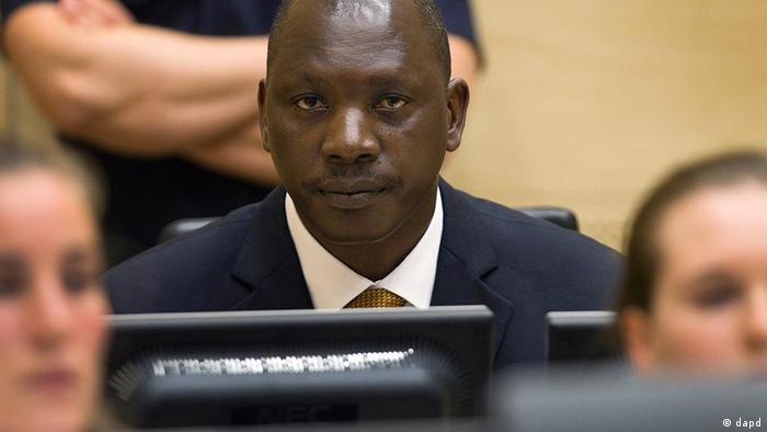 Niederlande Kongo Menschenrechte Urteil Thomas Lubanga