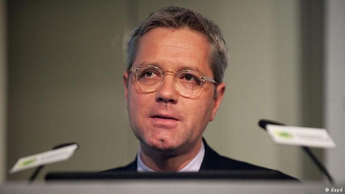 German federal environment minister Norbert Röttgen