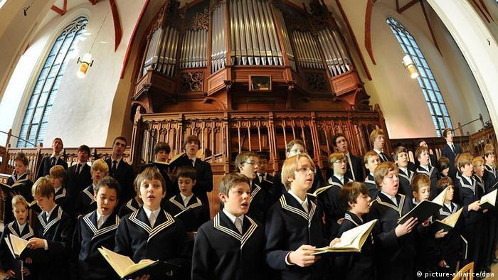 Bach fue el más destacado director de los Thomaner, el coro de niños de Santo Tomás de Leipzig.
