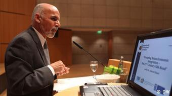 Ашраф Гани Ахмадзай - антрополог, финансист и эксперт во вопросам безопасности