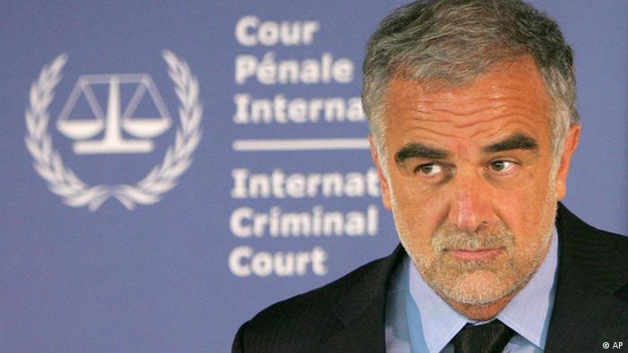 Niederlande UN-Gerichtshof Luis Moreno-Ocampo zu Sudan Darfur