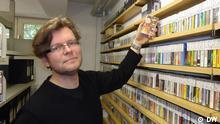 Researching African sounds: Ethnologist Hauke Dorsch<br />