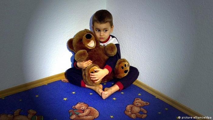 Дети часто становятся жертвами насилия взрослых