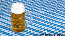 Symbolbild Bier Alster Alsterwasser Radler Bayern Bierglas (Fotolia/fotodesign-jegg.de)