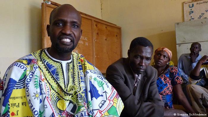 Lubanga Prozess Bilder Reaktionen
