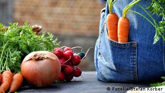 Морковь, лук, редис