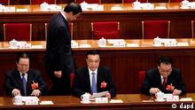 China Politikskandal