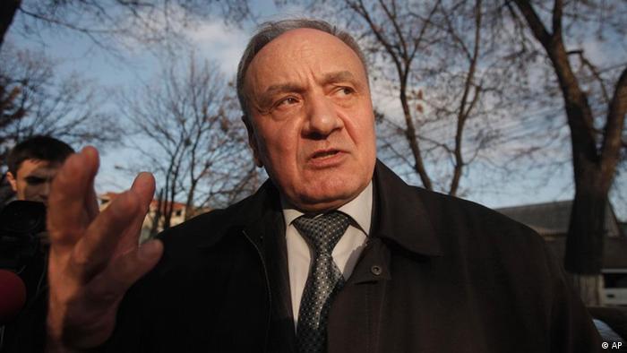 Nicolae Timofti Republik Moldau Moldawien