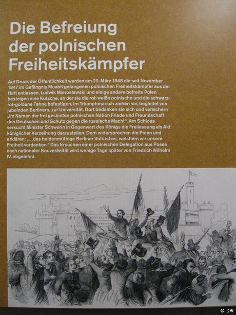 Die Märzrevolution 1848 und die Polen