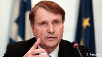 Ο επικεφαλής της Taskforce Χορστ Ράιχενμπαχ