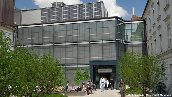 Chirurgische Klinik der Universität München (Klinikum der Universität München)