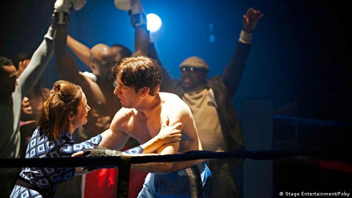 Eine Probe zum Hamburger Musical Rocky (Archivfoto 2012, Stage Entertainment)