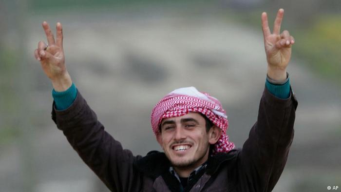 Syrien 15.03.2012 Türkei Flüchtling