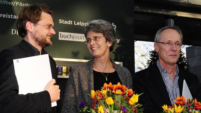 Con la entrega de los premios comienza la Feria del Libro de Leipzig.