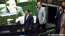 طرح سوال از محمود احمدینژاد قرار است روز سهشنبه (۱۹ اردیبهشت) باردیگر در مجلس مطرح شود
