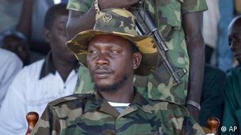 Condenação de líder rebelde congolês Thomas Lubanga (foto) seria equivalente a perdão para outras milícias, diz jornalista