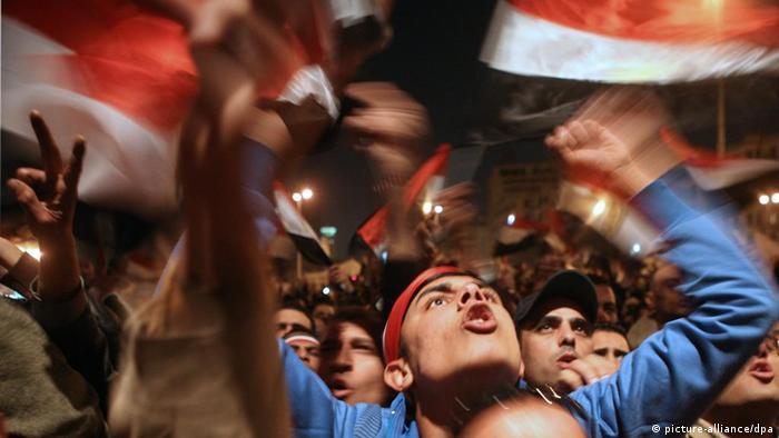 Ägypten nach Mubaraks Rede