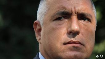 Boiko Borisov Bulgarien Premierminister
