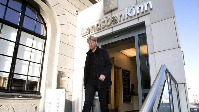 Landesbanki u Reykjaviku