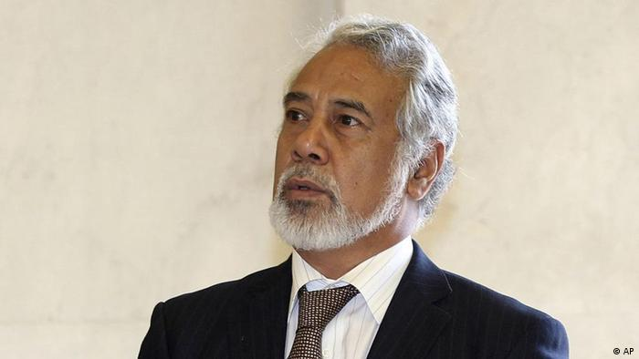 Bekas Presiden dan Perdana Menteri Timor Leste, Xanana Gusmao