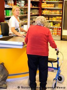 Hogewey's supermarket