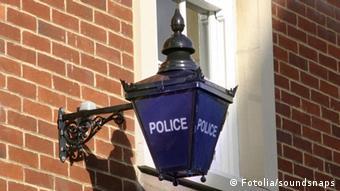 Symbolbild Polizei Police