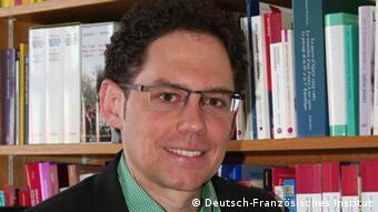 Dr. Stefan Seidendorf (Foto: Deutsch-Französisches Institut)