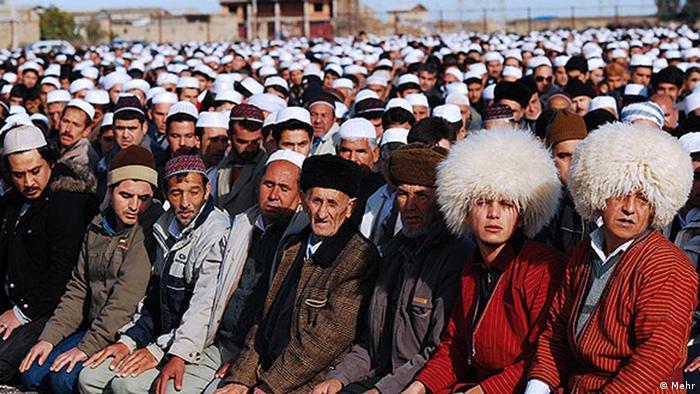 Minderheiten in Iran Turkmenen im Nordiran (Mehr)