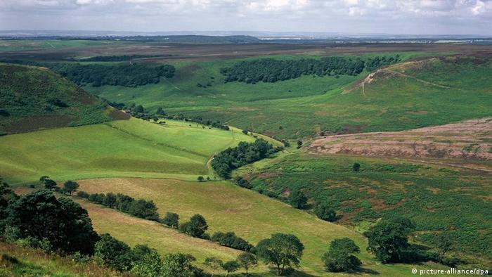 North York Moors, England (picture alliance / dpa)
