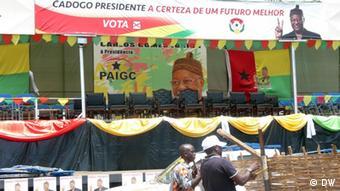 Nhamadjo candidatou-se às presidenciais à revelia do PAIGC
