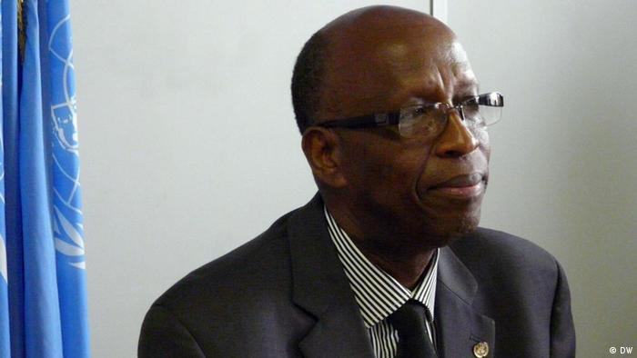 Joseph Mutaboba, representante especial da ONU na Guiné-Bissau