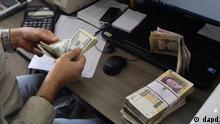 Iran Geldwechsel