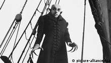 Nosferatu Film Stummfilm Max Schreck