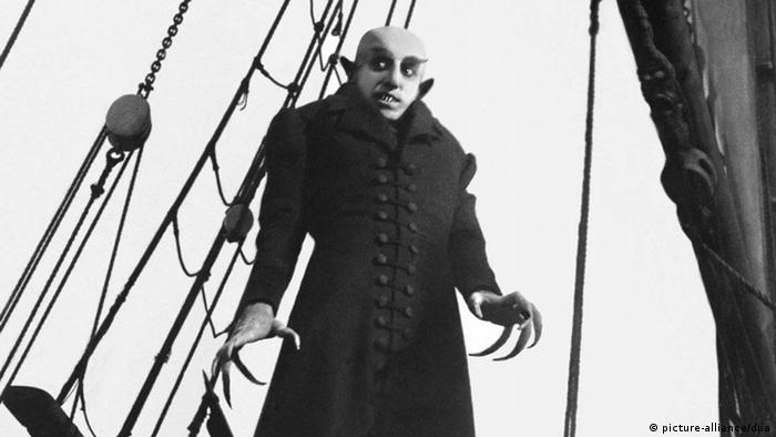 Nosferatu Film Stummfilm Max Schreck (picture-alliance/dpa)