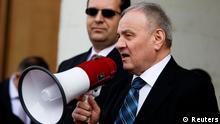 Präsident Nicolae Timofti Republik Moldau Moldawien