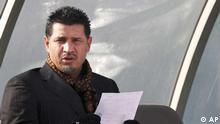 Ali Daei Fussball Trainer Iran Unfall