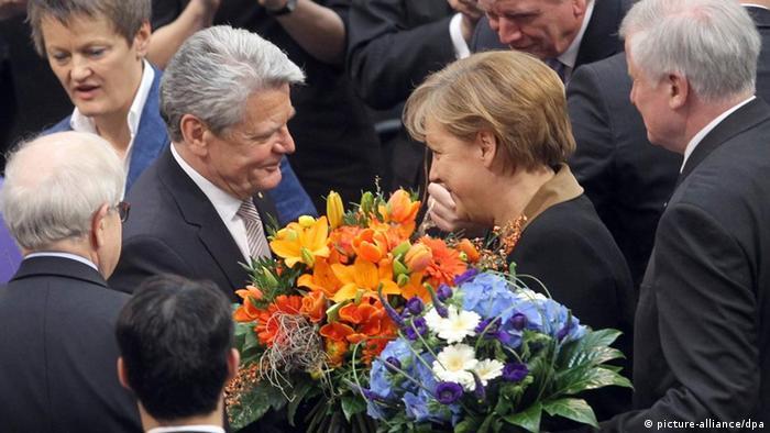 Zgjedhja e Presidentit Gauk nga Asambleja Federale, 2012