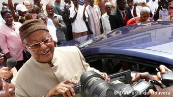 Guinea Bissau Wahlen 2012 Ministerpräsident Carlos Gomes Junior Cadogo