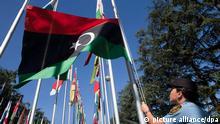 UN Libyen Übergangsrat NTC