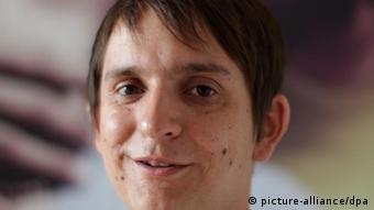Jörg Steinert, Geschäftsführer des Lesben- und Schwulenverbandes Berlin-Brandenburg (Foto: dpa)