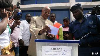 Wahlen Guinea Bissau 2012