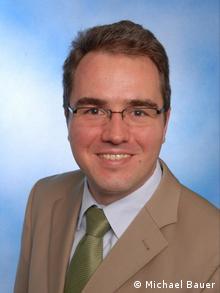 Michael Bauer vom Centrum für angewandte Politikforschung (Foto: privat)